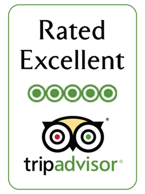 trip advisor rated excellent